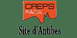 Logo du creps Antibes