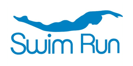 Logo swim run